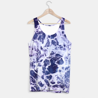 Thumbnail image of Pink Wave Tank Top, Live Heroes