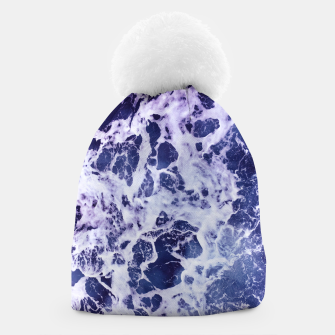 Thumbnail image of Pink Wave Beanie, Live Heroes