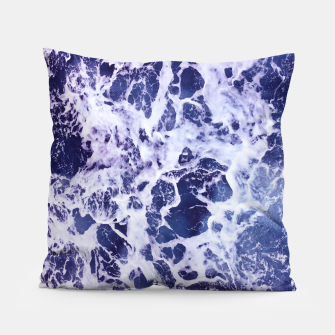 Thumbnail image of Pink Wave Pillow, Live Heroes