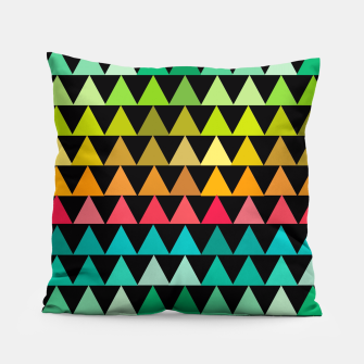 Miniatur Les triangles Coussin, Live Heroes