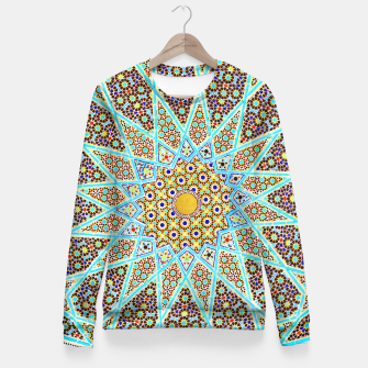 Thumbnail image of Mandala Fitted Waist Sweater, Live Heroes