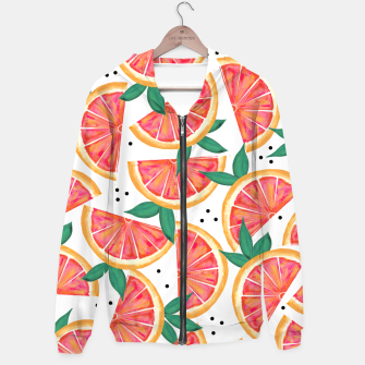 Thumbnail image of Citrus Surprise Hoodie, Live Heroes