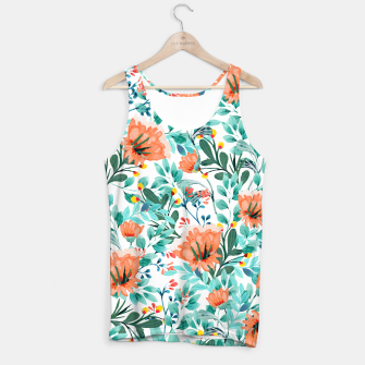 Thumbnail image of Tangerine Dreams Tank Top, Live Heroes