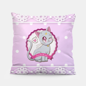 Thumbnail image of Diana Crystal Version Pillow, Live Heroes
