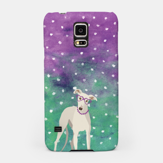 Thumbnail image of Sighthound Watercolour Samsung Case, Live Heroes