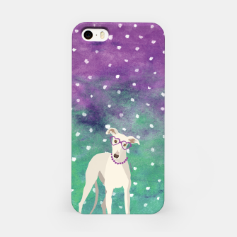 Thumbnail image of Sighthound Watercolour iPhone Case, Live Heroes