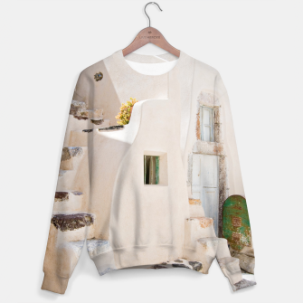 Thumbnail image of Home in Santorini Sweater, Live Heroes