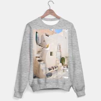 Thumbnail image of Home in Santorini Sweater regular, Live Heroes