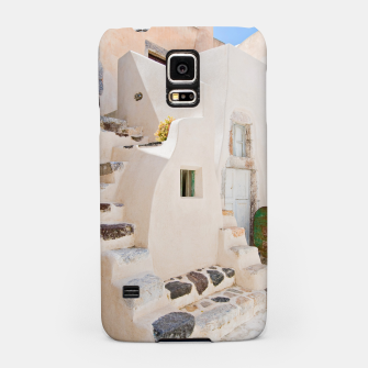 Thumbnail image of Home in Santorini Samsung Case, Live Heroes