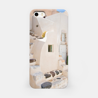 Thumbnail image of Home in Santorini iPhone Case, Live Heroes