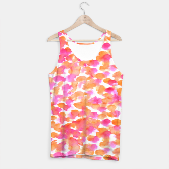 Miniaturka Animal print #abstract #buyart Tank Top, Live Heroes