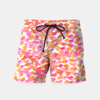 Miniaturka Animal print #abstract #buyart Swim Shorts, Live Heroes