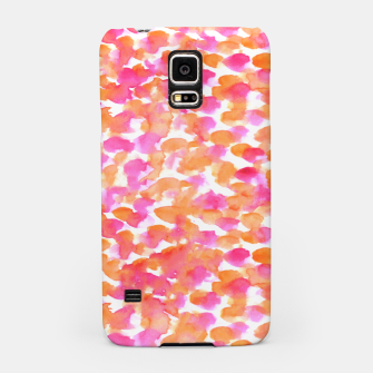 Miniaturka Animal print #abstract #buyart Samsung Case, Live Heroes