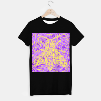 Thumbnail image of be purple! T-shirt regular, Live Heroes