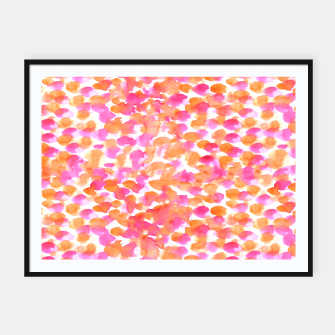 Miniaturka Animal print #abstract #buyart Framed poster, Live Heroes