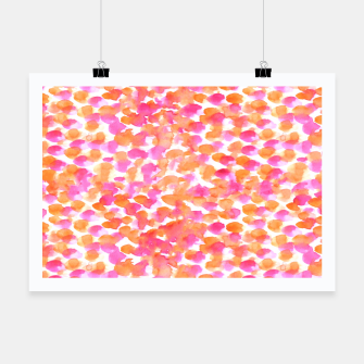 Miniaturka Animal print #abstract #buyart Poster, Live Heroes
