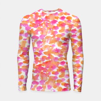 Miniaturka Animal print #abstract #buyart Longsleeve Rashguard , Live Heroes