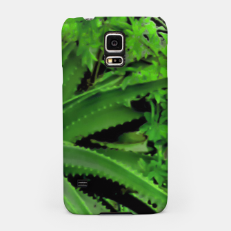 Thumbnail image of Vivid Tropical Design Samsung Case, Live Heroes