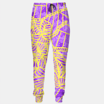 Thumbnail image of be purple! Sweatpants, Live Heroes