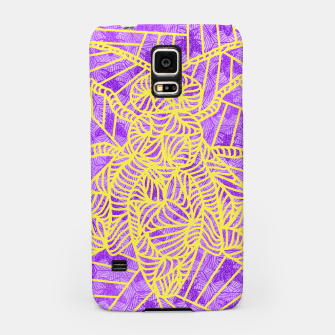 Thumbnail image of be purple! Samsung Case, Live Heroes