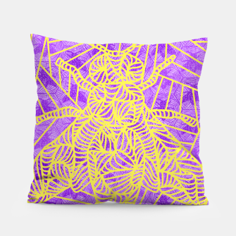 Thumbnail image of be purple! Pillow, Live Heroes