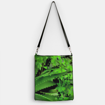 Thumbnail image of Vivid Tropical Design Handbag, Live Heroes