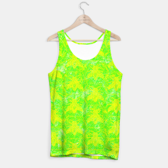 Thumbnail image of be green! Tank Top, Live Heroes