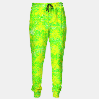 Thumbnail image of be green! Sweatpants, Live Heroes