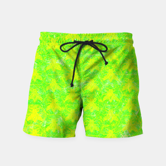 Thumbnail image of be green! Swim Shorts, Live Heroes