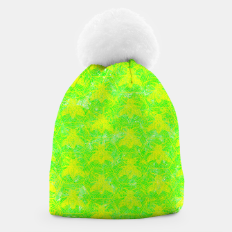 Thumbnail image of be green! Beanie, Live Heroes