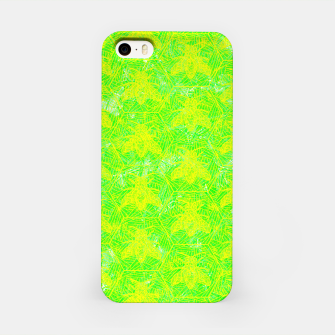Thumbnail image of be green! iPhone Case, Live Heroes