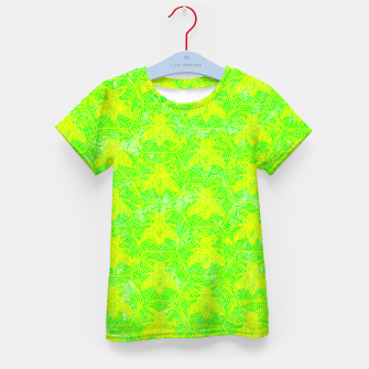 Thumbnail image of be green! Kid's T-shirt, Live Heroes