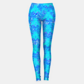 bee blue! Leggings thumbnail image