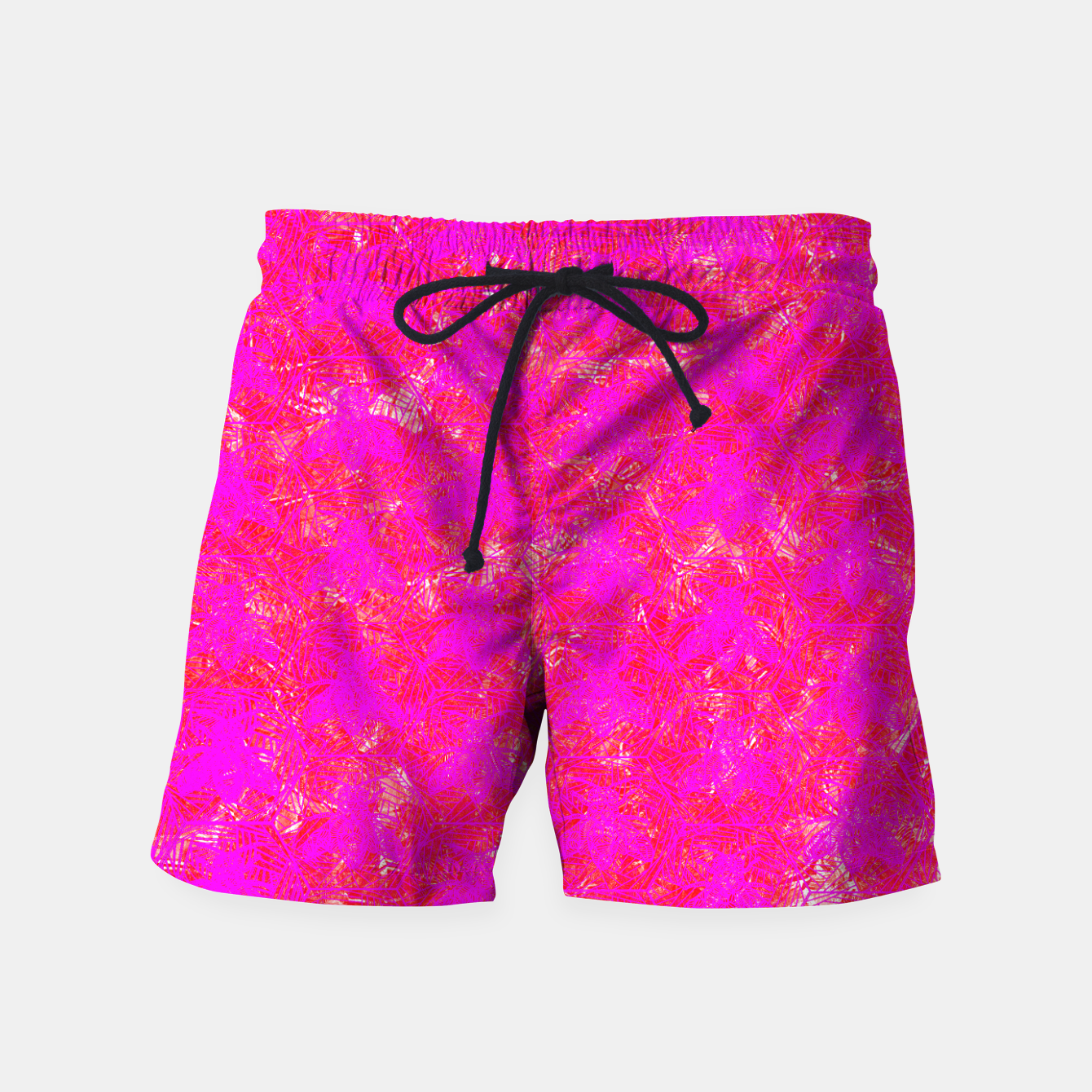 Image of be pink! Swim Shorts - Live Heroes