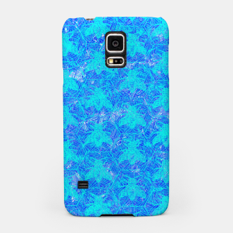 Thumbnail image of bee blue! Samsung Case, Live Heroes