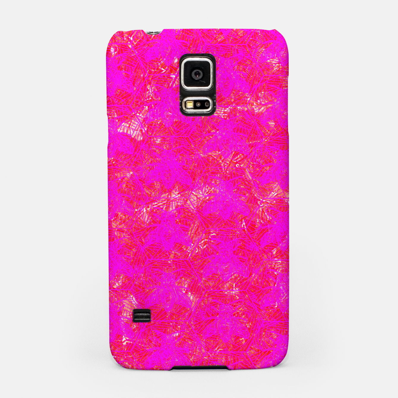 Image of be pink! Samsung Case - Live Heroes