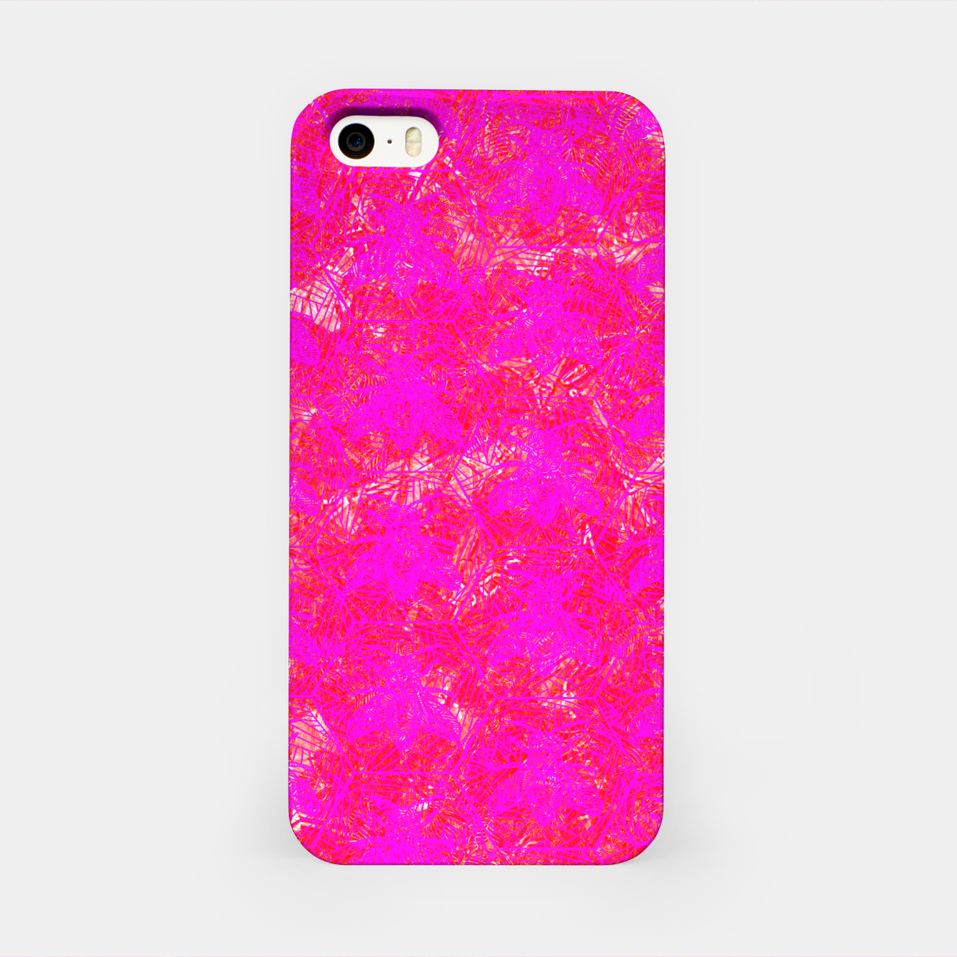 Image of be pink! iPhone Case - Live Heroes