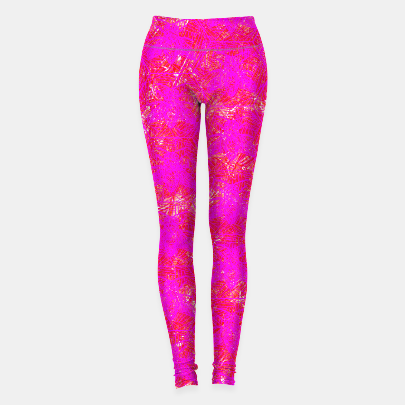 Image of be pink! Leggings - Live Heroes