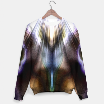 Thumbnail image of Forms Of Color Txtr Sweater, Live Heroes