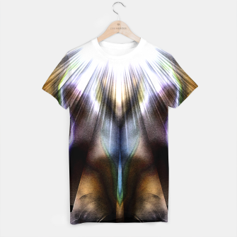 Thumbnail image of Forms Of Color Txtr T-shirt, Live Heroes