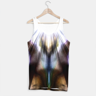 Thumbnail image of Forms Of Color Txtr Tank Top, Live Heroes