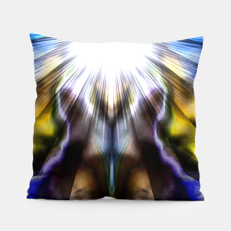 Thumbnail image of Forms Of Color Txtr Pillow, Live Heroes