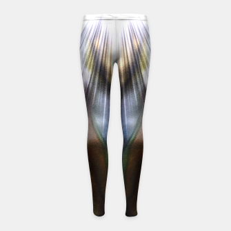 Thumbnail image of Forms Of Color Txtr Girl's Leggings, Live Heroes
