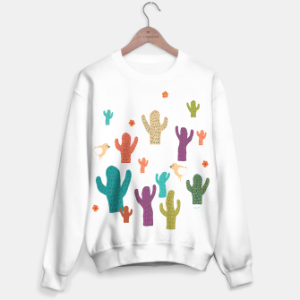 Miniature de image de cactus friends Sweater, Live Heroes