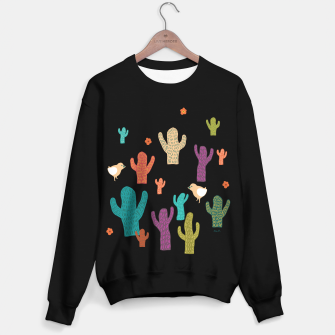 Miniature de image de cactus friends Sweater regular, Live Heroes