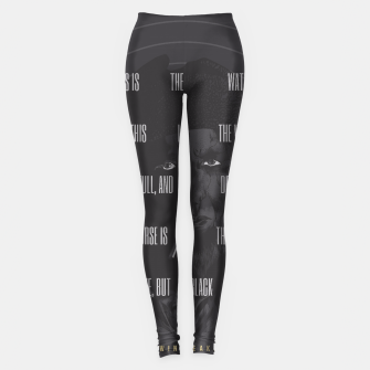 Thumbnail image of Twin Peaks Leggings, Live Heroes