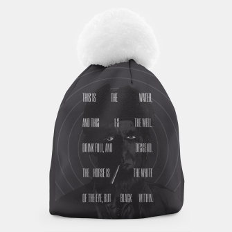 Thumbnail image of Twin Peaks Beanie, Live Heroes