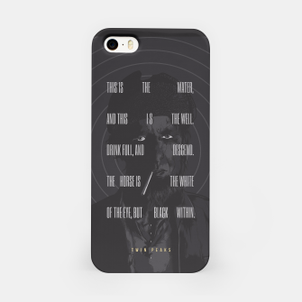 Thumbnail image of Twin Peaks iPhone Case, Live Heroes