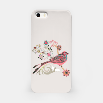 Miniature de image de double forest iPhone Case, Live Heroes