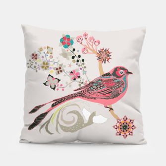 Miniature de image de double forest Pillow, Live Heroes